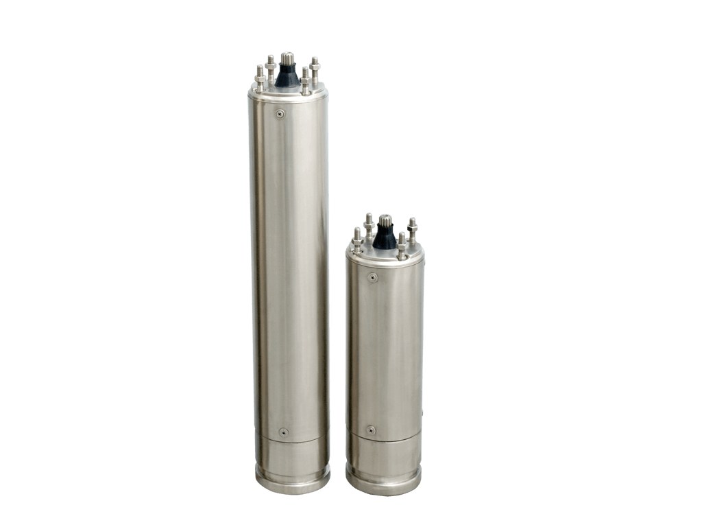 Stainless Steel Submersible Motors